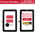 ORIGINAL TESTED 7 inch Touchscreen For SAMSUNG Galaxy Tab 2 7.0 P3110 Touch P3100 Touch Screen Replacement Parts Free Adhesive