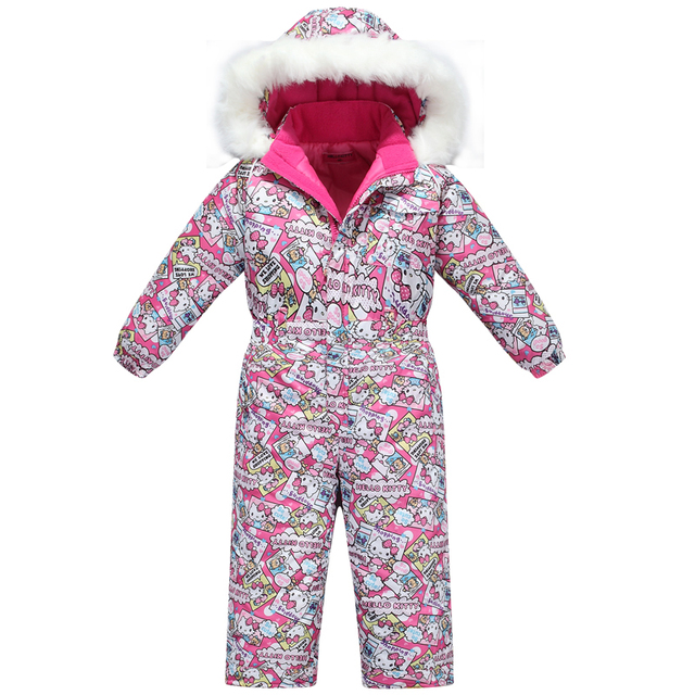 2b8d9d12a2fc Winter Cheap Ski Suits Kids Snowboard Suits All in One Piece Kids ...