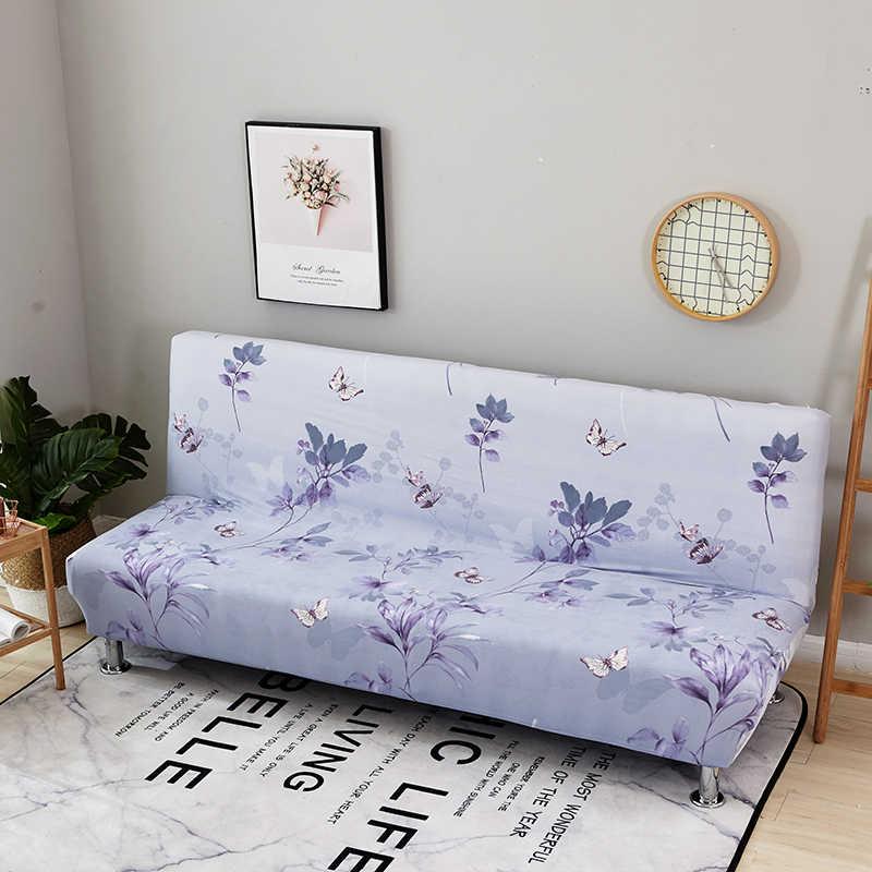 1 шт. напечатаны все включено Плотно Обернуть Чехол Эластичный чехол на диван полотенце без подлокотника складной диван-кровать