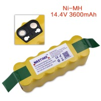 NASTIMA 3500mAh Battery For Irobot Roomba 500 600 700 800 900 Series Vacuum Cleaner Robots