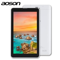 High Quality 7 Inch 2G 3G Aoson S7 Phone Call Tablet PC Android 5 1 1024