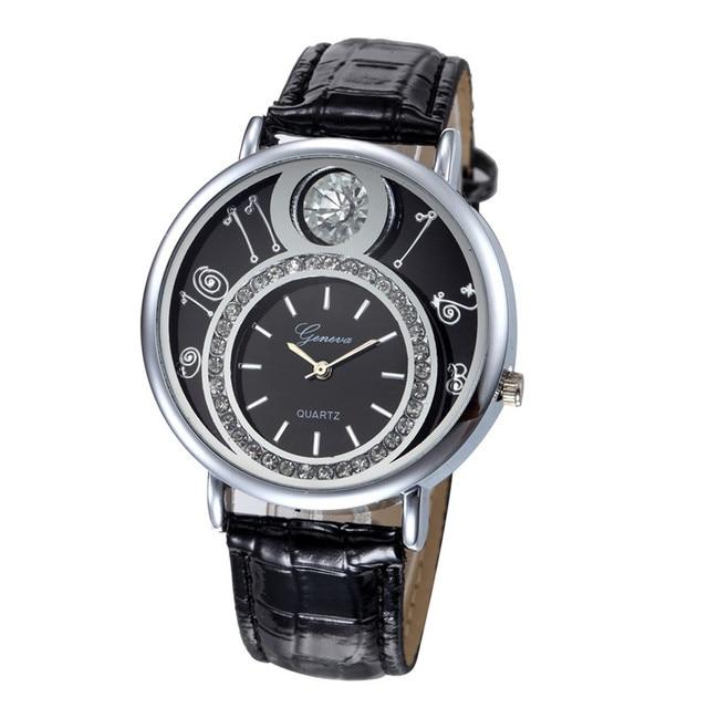 2018 luxury ladies watches with rhinestones womens bracelet Watch Design Dial Le