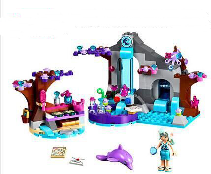 10410 Fairy Naida Secret Spa Elves Byggstenar Set Leksaker Kompatibla - Byggklossar och byggleksaker - Foto 2