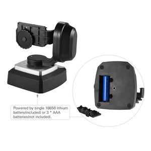 Image 5 - ZIFON YT 500 A Distanza di Controllo Pan Tilt Auto Motorizzato Rotante Video Testa Treppiedi Stabilizzatore per Smartphone Treppiedi Staffe e Supporti