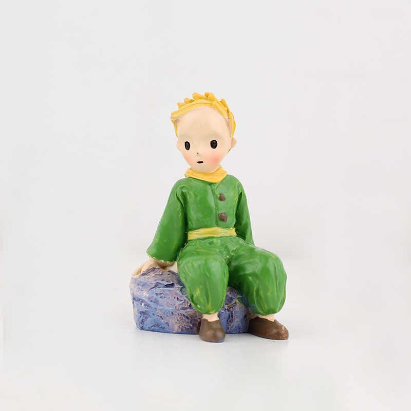 Playmobil, juguetes populares del Pop, modelo de figura de acción, muñeca de stitch, decoración de la serie Little Prince Super S, juguetes para niños