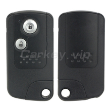 Remotekey remote smart key 2 button 434Mhz ID46 chip for Honda CRV 2013 2014 2015 free shipping 1pcs new offer kd900 remote nb10 3 1 button remote key with nb xtt new honda model for 2013 2015 honda