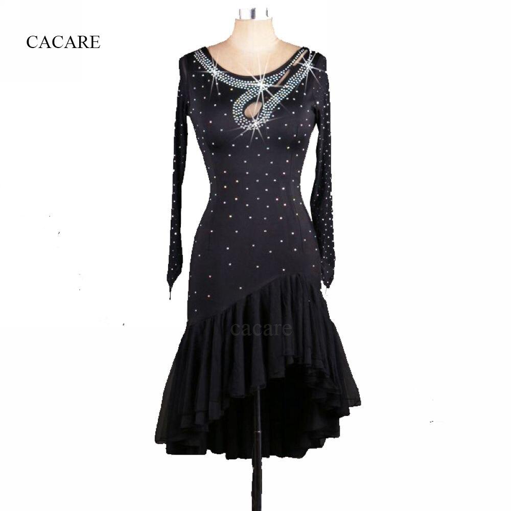 Latin táncruha Női felnőtt ruha Salsa normál táncruhák Shinning - Újdonság