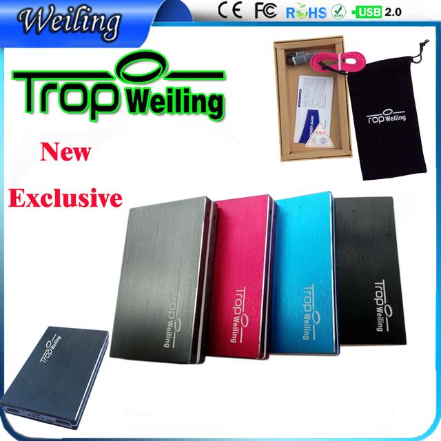 WL Exclusivo ventas diy banco de la energía 8000 mah mejor batería externa cargador portátil banco de alimentación para teléfonos móviles 18650 caja