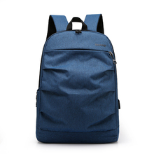 New Anti-thief Fashion Men Backpack Multifunctional Waterproof 15.6 inch Laptop Bag Man USB Charging Travel