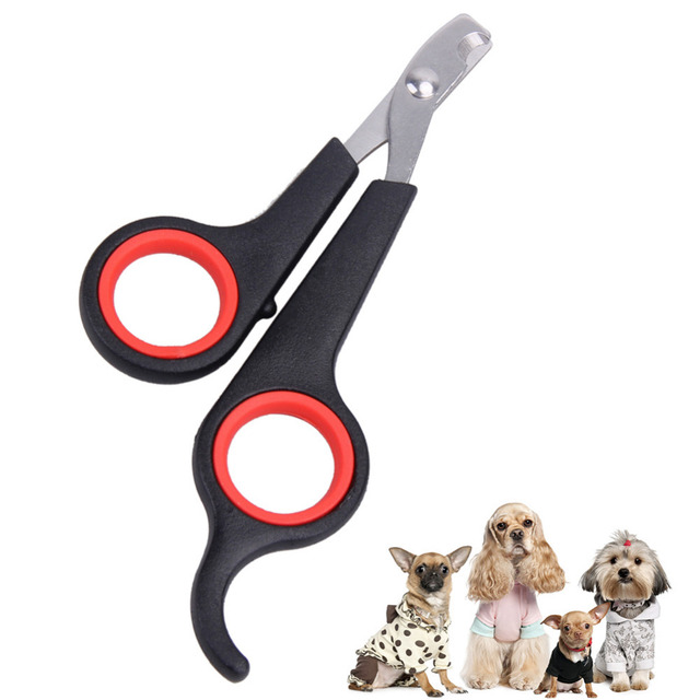 1Pcs Dog Nail Clippers Dog Claw Pet Nailclippers Supplies Cats Nails Clippers Trimmer Pet Nail Claw Grooming Scissors Cutter
