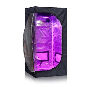 Image 2 - Masterتزايد Led تنمو ضوء الزراعة المائية في الأماكن المغلقة تنمو خيمة ، غرفة مساعدة لنمو الفطر صندوق النبات تنمو ، عاكس مايلر غير سامة حديقة الصوبات الزراعية