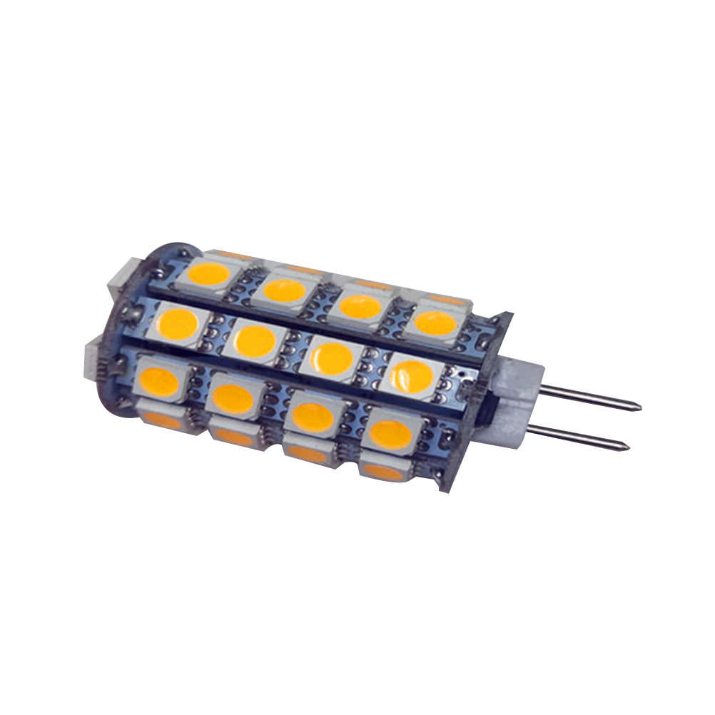 GY 6.35 5050 LED Light 49 SMD 12V Lamp Bulb Interior Plug and Play Car Light Work Light Chandelier Decorative LED Light