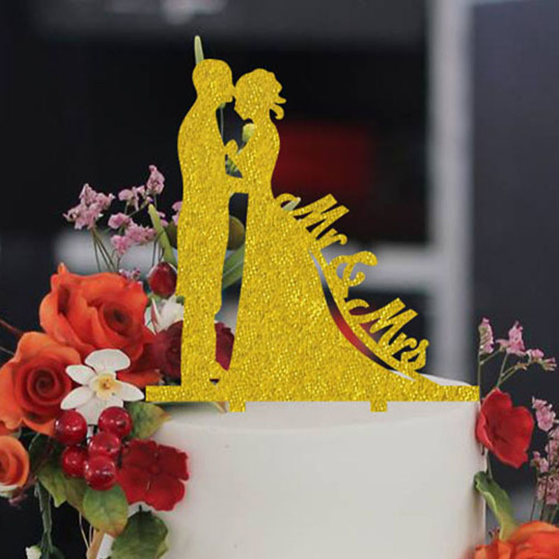 Unique Figurines Custom Wedding Cake Topper Personalized Wedding ...