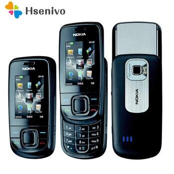 3600s Refurbished Unlocked Original phone Nokia 3600 slide mobile one year warranty refurbished - discount item  10% OFF Mobile Phones