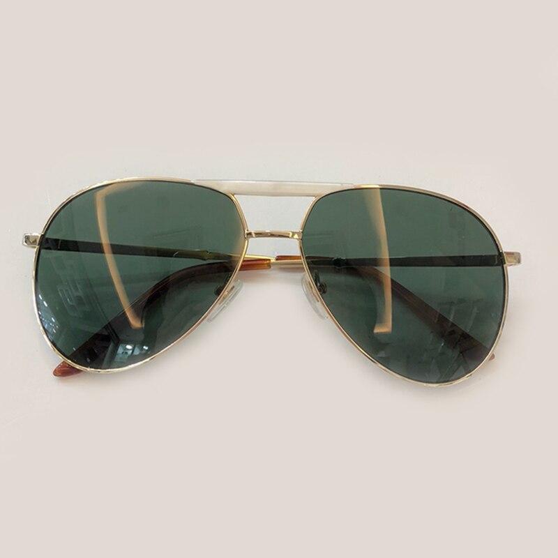 Marque Design pilote lunettes de soleil femmes mode luxe 2018 haute qualité lunettes de soleil femmes Vintage surdimensionné lunettes de soleil dégradé