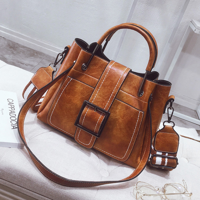 Luxury Handbags for Women PU Leather Shoulder Bag Female Crossbody Bags For Women Messenger Bags Casual Tote Ladies Hand Bag Sac 5