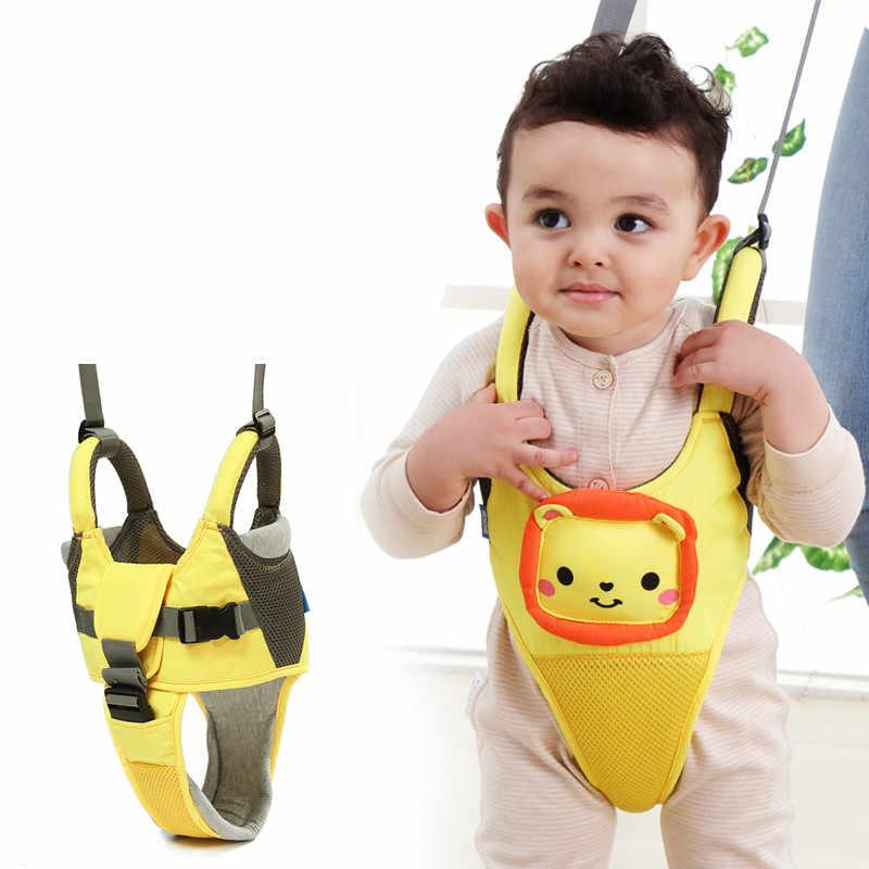 תינוק פעוט רתם קיד keeper סדרן Jumper ללמוד תינוק לרתום תרמיל ווקר עוזר תינוק רצועות ביבי קול הליכה החגורה