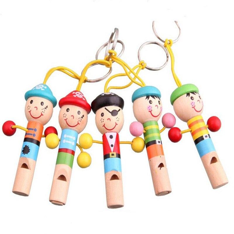Per bambini fischio cartone animato piccolo fischietto gioco di