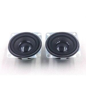 Image 2 - 2 adet 2 inç 4OHM 5W neodimyum ses hoparlör tam aralıklı hoparlörler bas multimedya hoparlör bluetooth hoparlörler bilgisayar