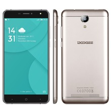 "Doogee X7 Pro Smartphone Android 6.0 Mobile Phone 6"" MT6737 Quad Core 2GB RAM 16GB 13MP OTG 4G Touch ID Cellphone with VR Box"