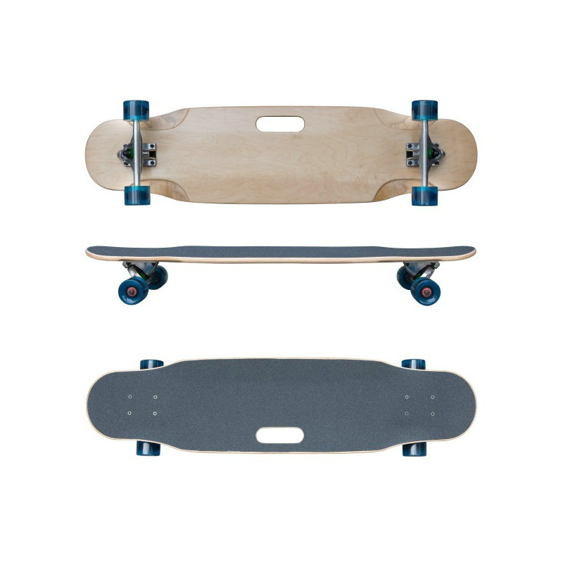 Drop shipping customized longboard skateboard