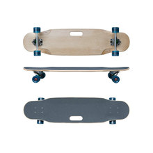 Drop shipping customized longboard skateboard(China)