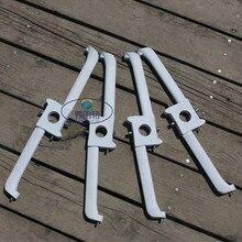 цена на hot high strength carbon fibers blades for horizontal wind turbine 100w 200w 300w 400w 500w 600w DIY blades for wind generator