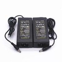 BEIYUN DC 24V Adapter AC 100 240V Lighting Transformers Output DC 24V 2A 3A Switching Power