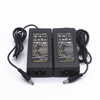 BEIYUN DC 24 V Adapter AC 100-240 V Chiếu Sáng Transformers Đầu Ra DC 24 V 2A 3A Switching Power Supply Adapter Cho LED Strip
