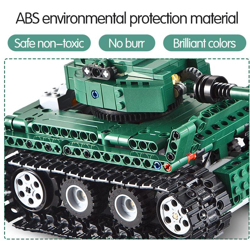 Cada C51018W RC Military Tanks