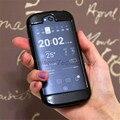 Para yota yotaphone 2 casos piel de silicona de goma de teléfono móvil tpu delgada suave anti skiding case contraportada