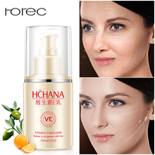 ROREC Collage VitaminE Pigmentation Corrector Face Emulsion Face Lotion Anti Wrinkle Brighten Firming Lifting Moisturizing Cream spa protein essence facia moisturizing repair brighten skin firming anti wrinkle face lifting beauty salon cosmetics wholesale