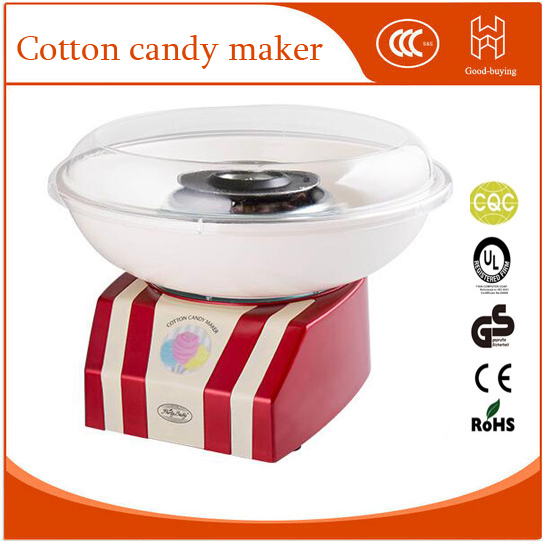 Eve Mini machine christmas gift Home Use Candy floss machine Electric Floss maker Cotton candy maker comix 12 cs 2222
