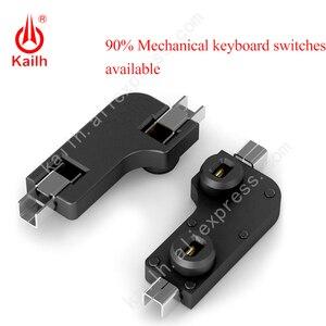 Image 2 - Hot swap Buchse Mechanische tastatur schalter Kailh PCB DIY Basis änderung für den ersatz schaltern von die tastatur leicht