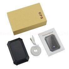 Портативный мини GPS трекер A10 GSM локатор rastreador автомобиль карт Google 5000 мАч аккумулятора позиционирования в реальном времени