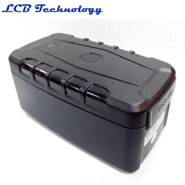 Новое Поступление LK209C Магнитного GPS Tracker Для Автомобилей Личного С 20000 Мвд Батареи 240 Дней В Режиме Ожидания С Коробкой Освобождает Перевозку Груза