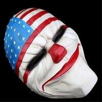 米国旗スケルトン給料日2