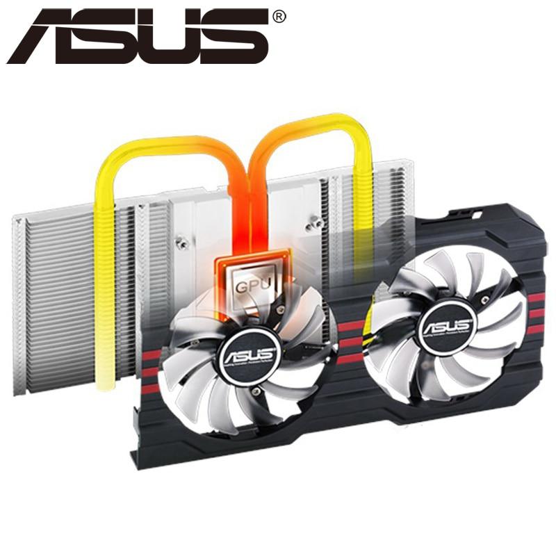 Видеокарта ASUS GTX 760, 2 ГБ 256 бит GDDR5 для nVIDIA, VGA карты, Geforce GTX760 мощнее, чем GTX 750 TI, бывшая в употреблении-2