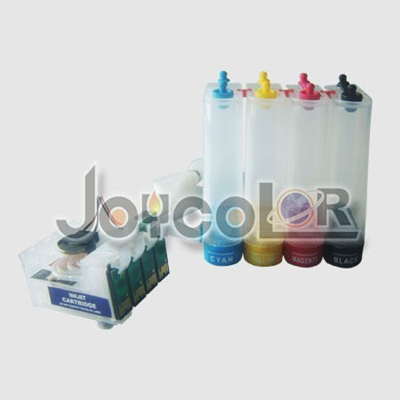 T1381+T1402-T1404 Empty Continuous Ink  System