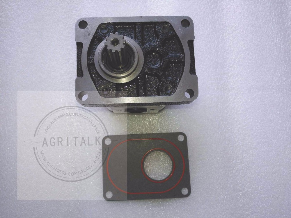 Foton tractor parts, the gear pump, part number:TC02581060001KFoton tractor parts, the gear pump, part number:TC02581060001K