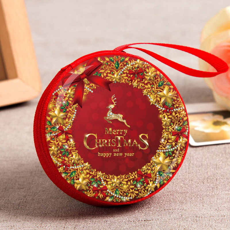0aa2b3e2cc Arsmundi Christmas Gifts Mini Silicone Women Coin Purse Creative Christmas  Tree Pendant Coin Purse Zip Key Wallet For Children