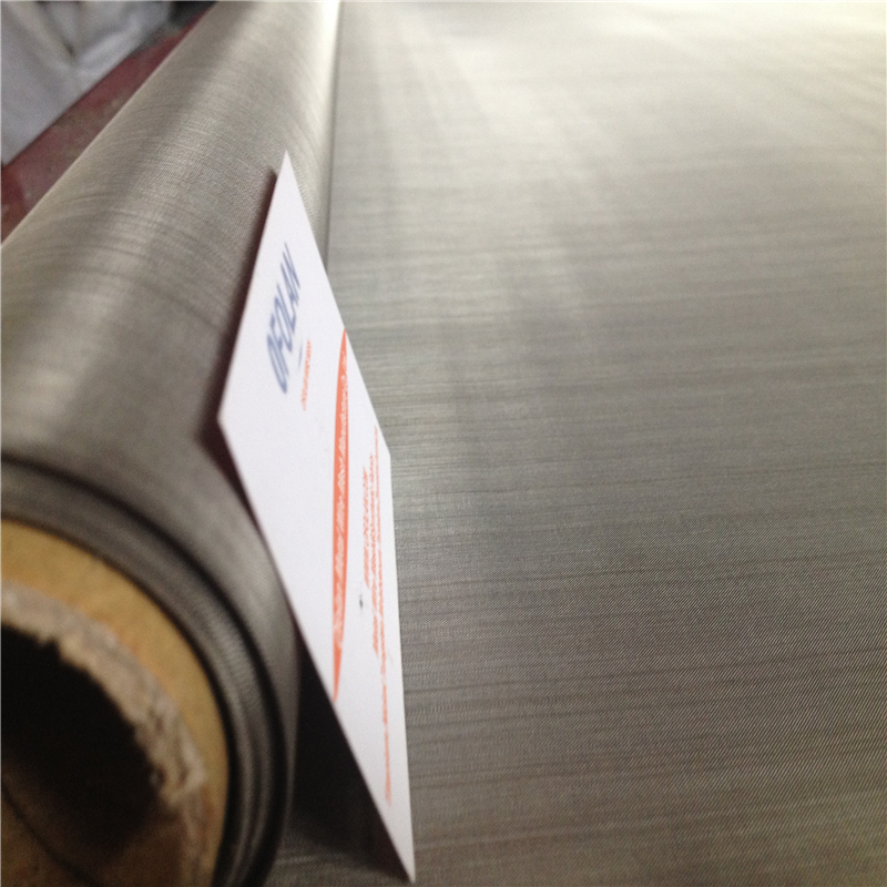 Titanium Metal Cloth Filter Screen Mesh 10 Mesh