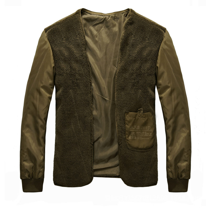 Winter Jacket Men Thickening Casual Cotton-Padded Jackets Winter Windbreaker Warm Parkas Plus Size 4XL Coats Jaqueta Masculina 31