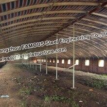 Промышленные стальные сараи и гараж