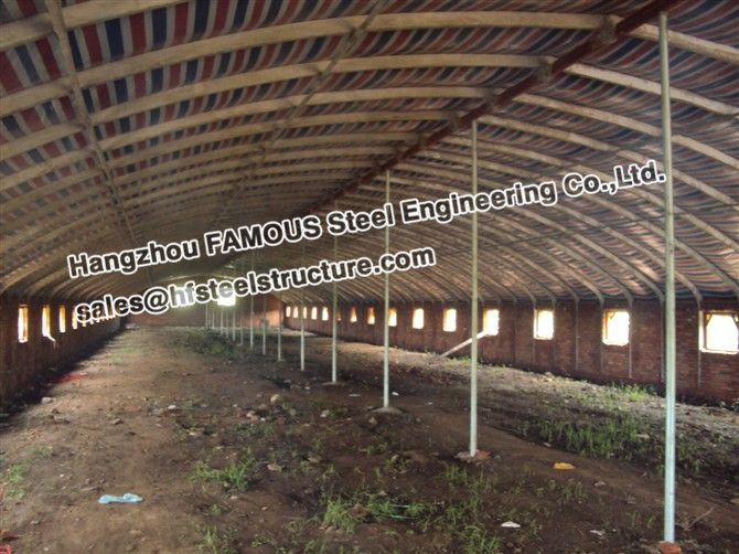 Industrial Steel Sheds And Garage