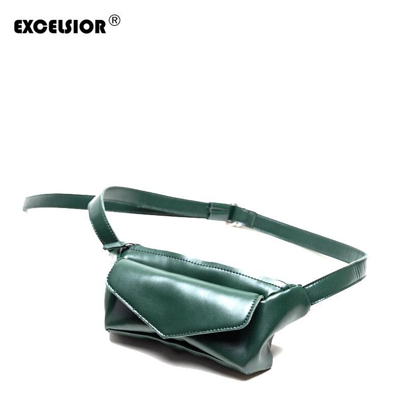 Fashion Women PU Leather Mini Belt Bag Waist Pack Key Phone Purse Wallet  Hot UK