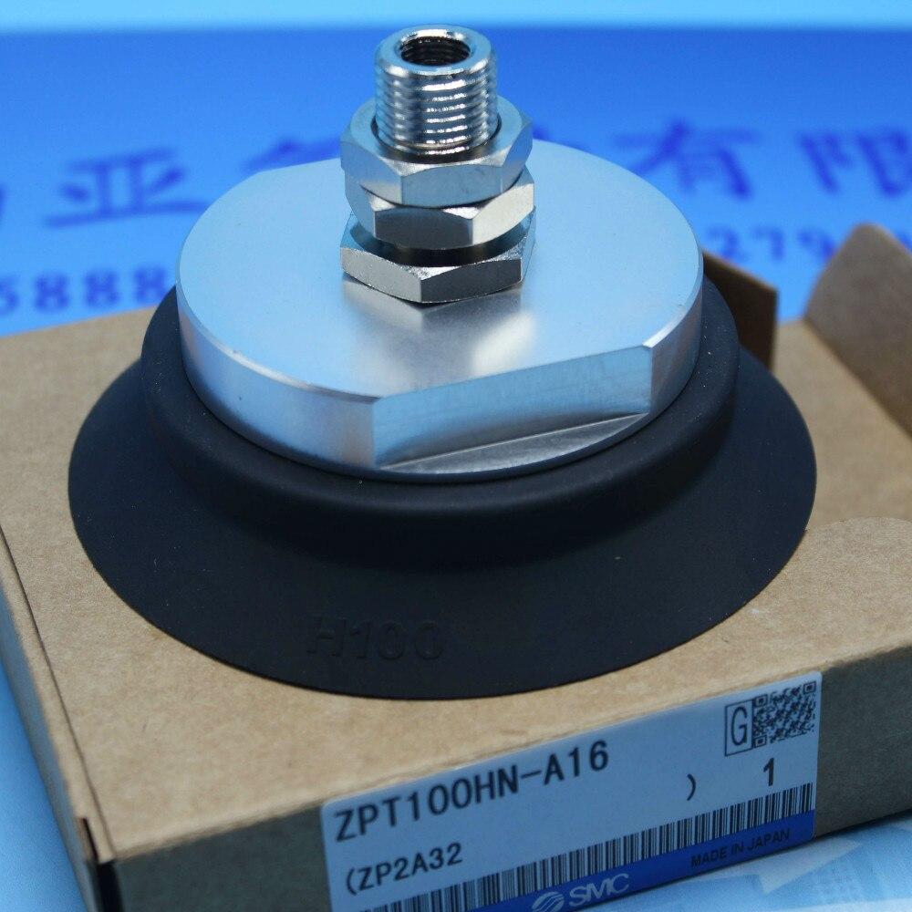 ZPT125HN-A16 SMC vacuum chuck pneumatic component Suction cup ZPT series smc pneumatic actuator vacuum chuck plastic suction cup zpt06unkj06 b5 a8