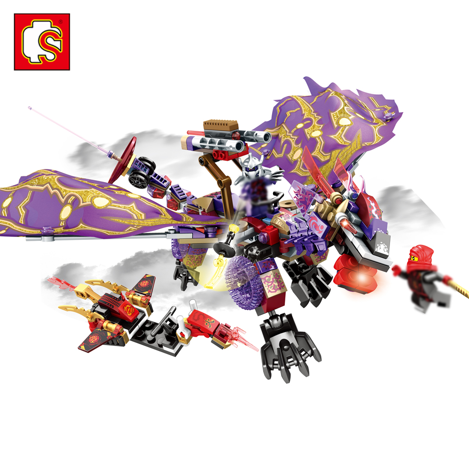 Sembo block toys dragon Knigh toys compatible legos Ninjagos action figures wars enlighten Educational brick toy for kids gift dayan gem vi cube speed puzzle magic cubes educational game toys gift for children kids grownups