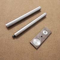 Hand Tool For Snap Button Fixing Snaps Fasteners Poppers Press Stud Sewing Leather Buttons Clothing Fixing