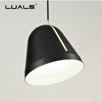 Modern Suspension Luminaire Adjustable Iron Lamp Shade Hanging Light Nordic Pendant Lights Led Pendant Lamps Indoor Art Lighting